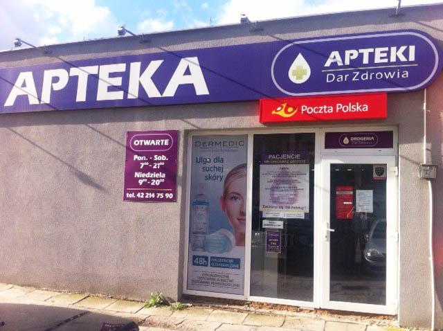 Apteka Łódź Felińskiego - aptekidarzdrowia.pl