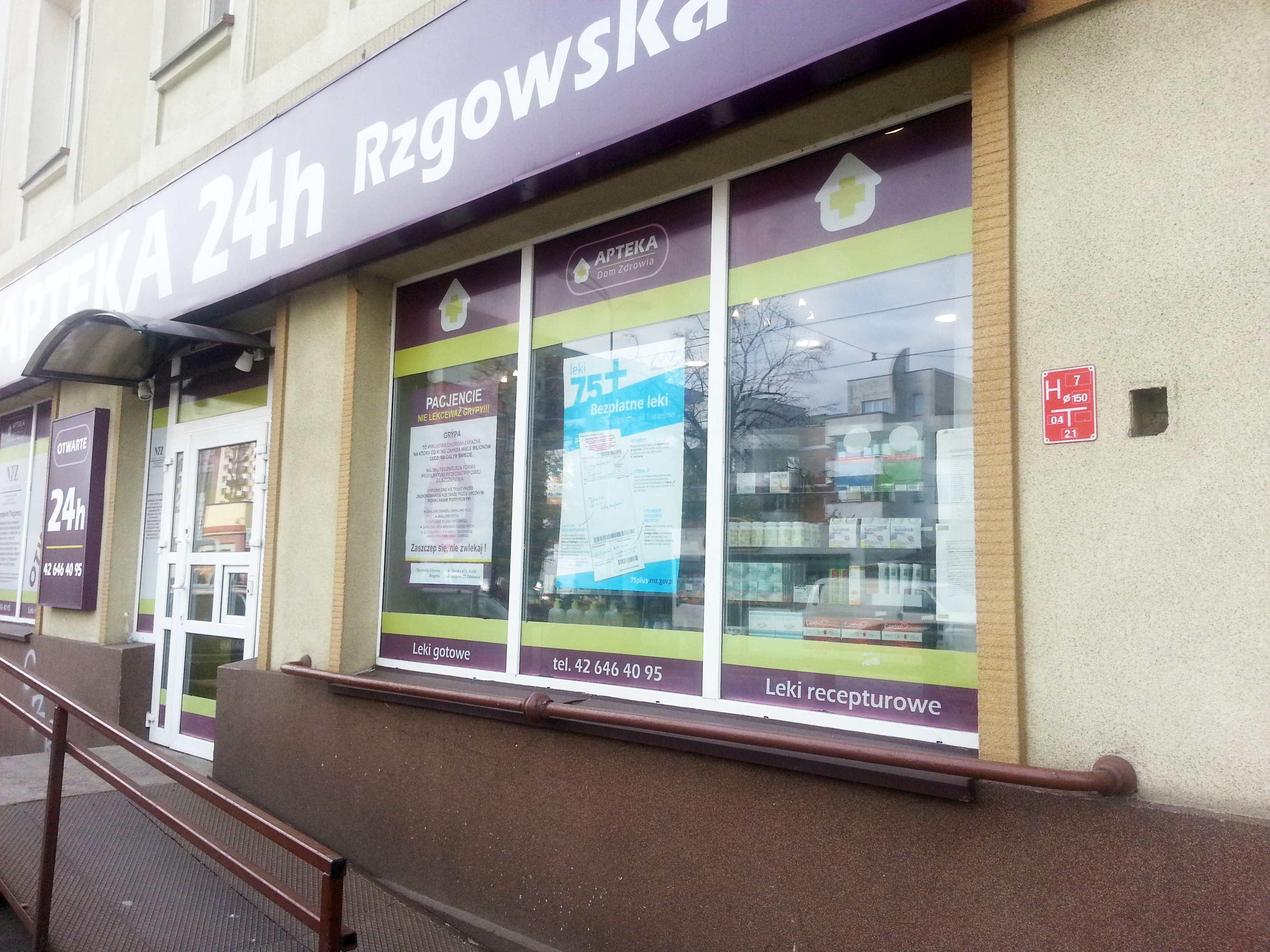 Apteka Łódź Rzgowska - aptekidarzdrowia.pl