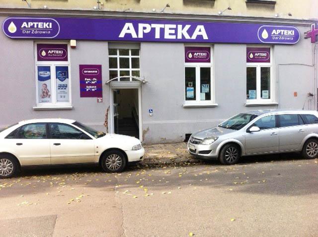 Apteka Łódź Skłodowskiej Curie - aptekidarzdrowia.pl